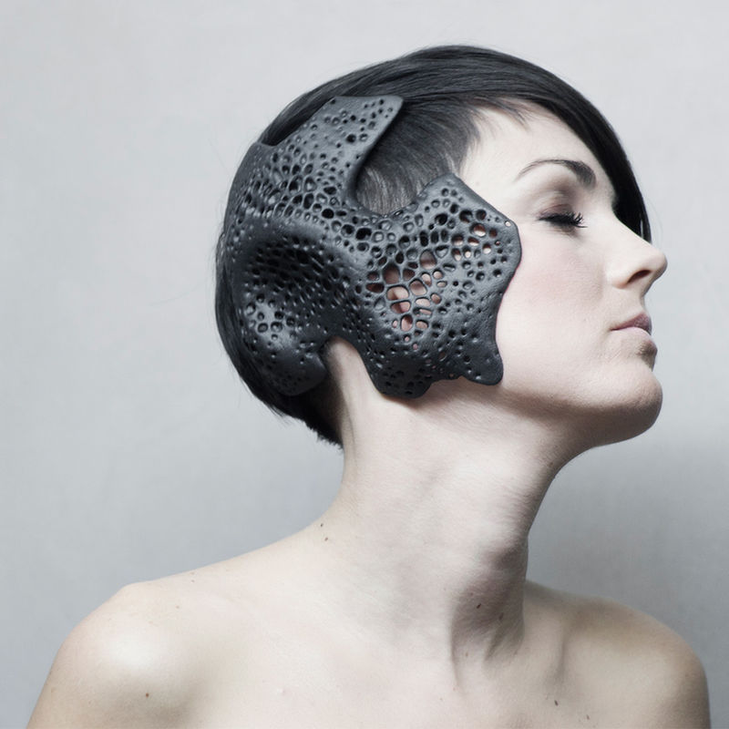 3D-Printed Facial Accessories