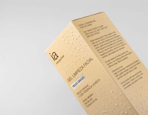 Facial Cleanser Packaging