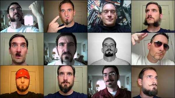 Growing Every Beard Style