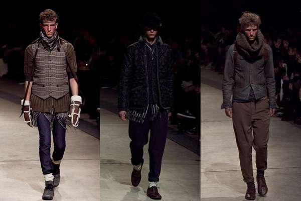 Factotum 2010 Fall Collection