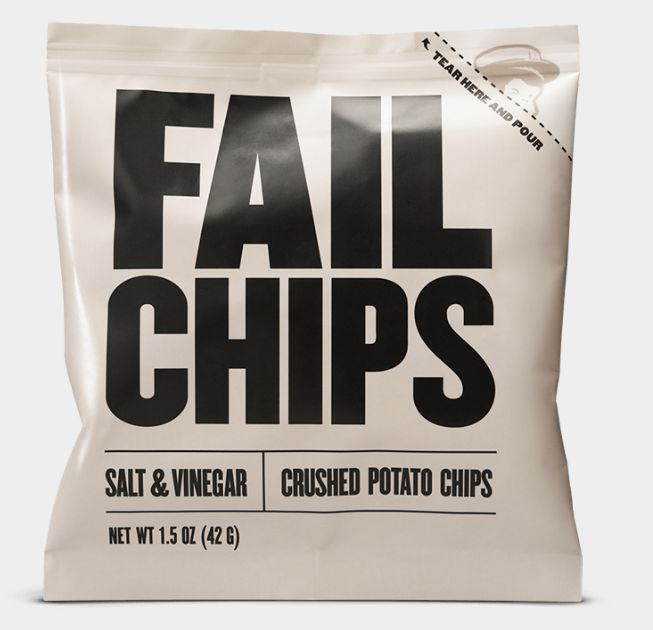 Excessively Seasoned Chip Crumbs
