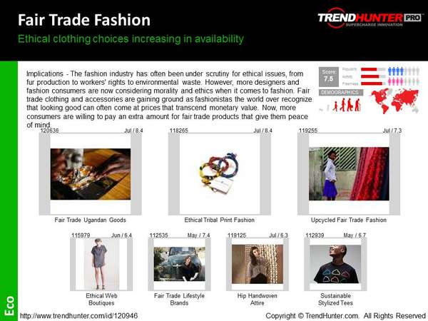 Fair Trade Report