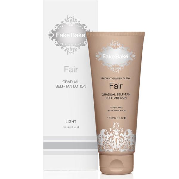 Fair Skin Self Tanners