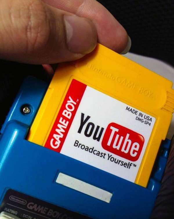 Modernized Vintage Consoles