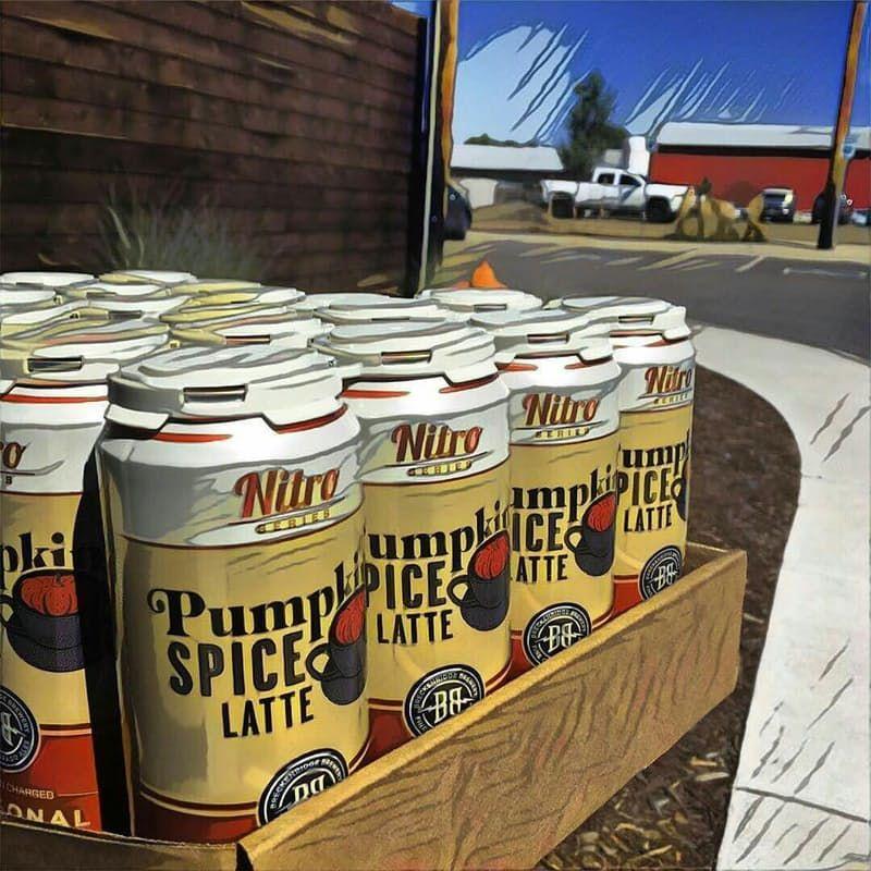 Pumpkin Spice Nitro Brews