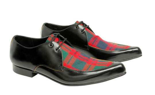 Bizarre Fall Footwear for Men