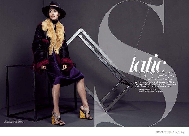 Modern Fall Outerwear