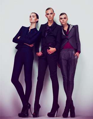 Business Chic Editorials
