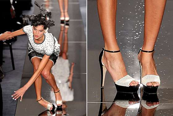 Interrupted Fashion Fantasies