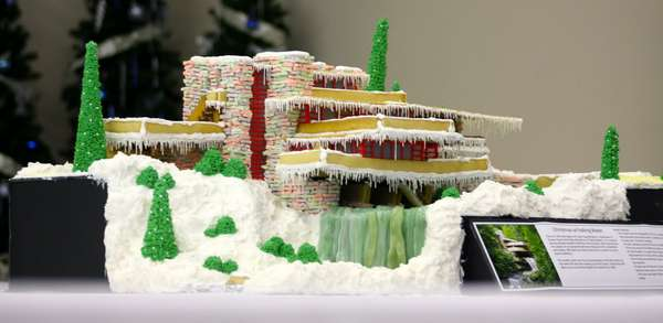 35 Gingerbread House Innovations - ^