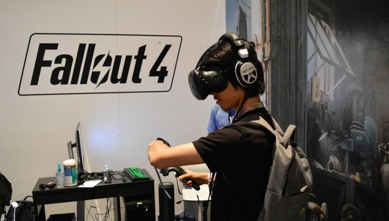 Retooled VR Games