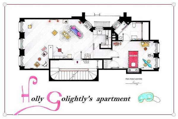 Sitcom Floor Plan Replications