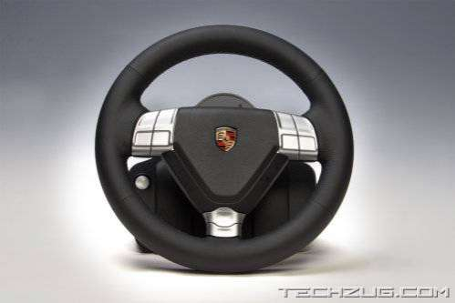 Fanatec Porsche 911 Turbo Racing Wheel