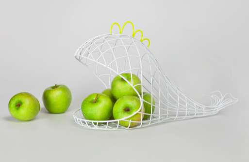 Winsome Whale Wire Baskets