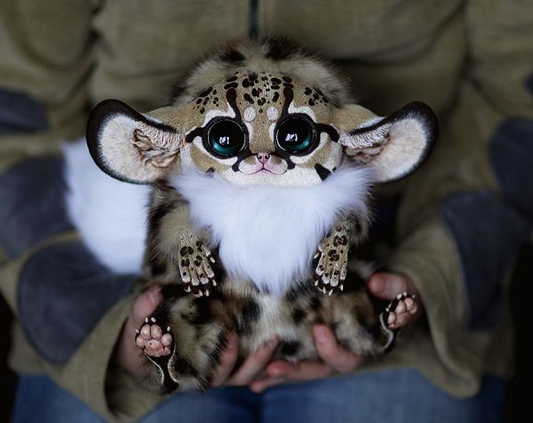 Adorable Fantasy Animal Dolls