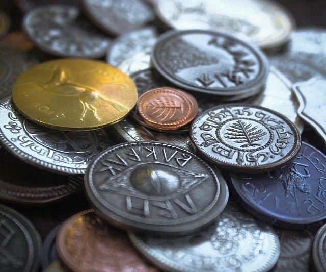 Realistic Fantasy Coins