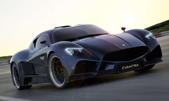 faralli and mazzanti evantra
