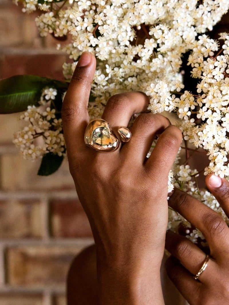 Naturalistic Statement Jewelry