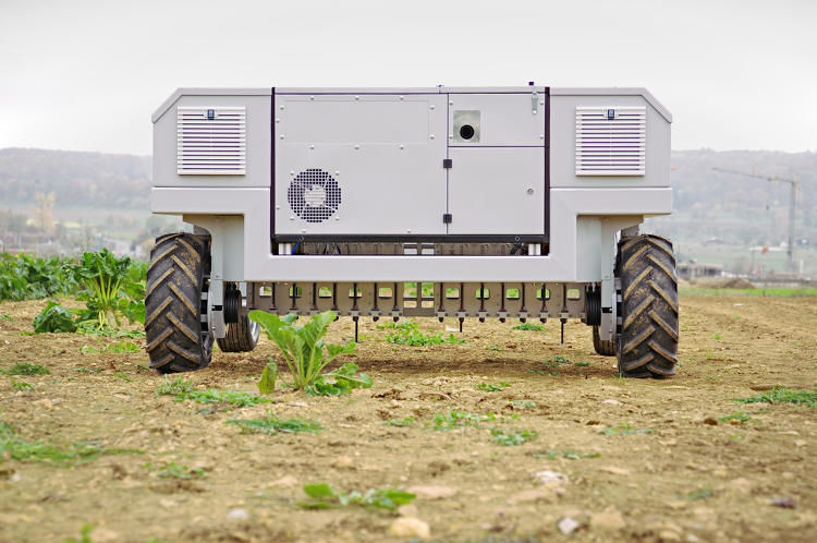 Automated Weeding Machines