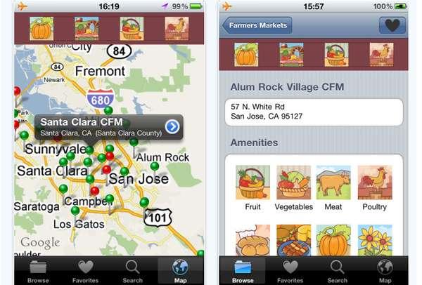 Organic Food Finders