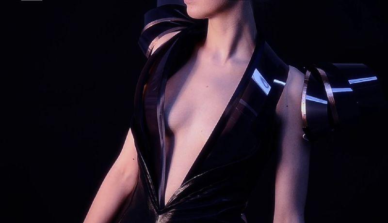 Arousal-Detecting Dresses