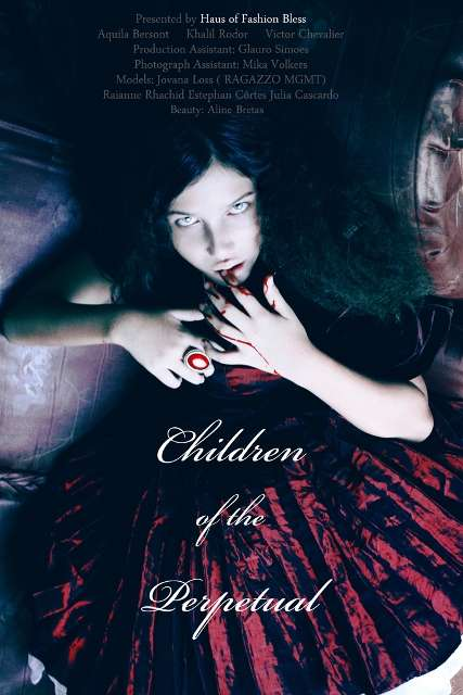 Child Vampire Captures