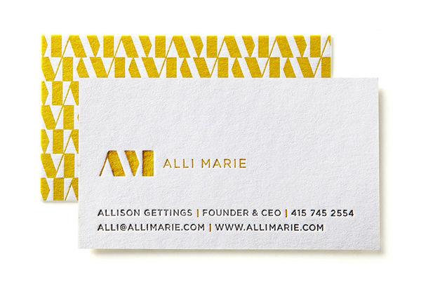 Monochrome Cubic Fashion Branding