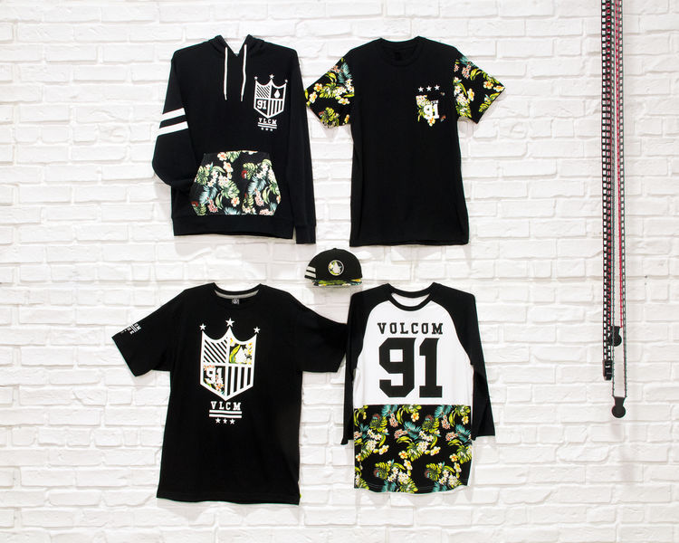 Floral Sports Apparel