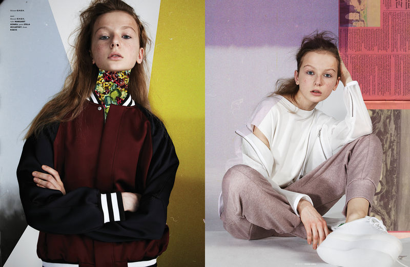 Fashion Collage Editorials