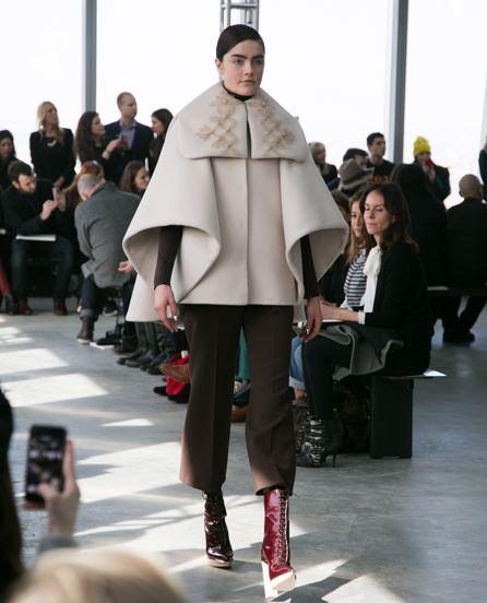 Eccentric Mismatched Fashion