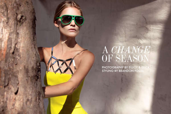 Fashion Gone Rogue 'A Change of Season'