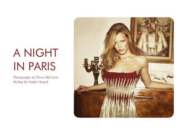 Fashion Gone Rogue 'A Night in Paris'