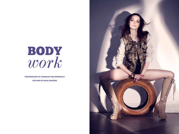 Fashion Gone Rogue 'Body Work'