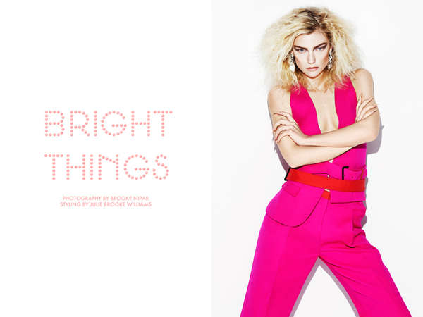 Fashion Gone Rogue 'Bright Things'