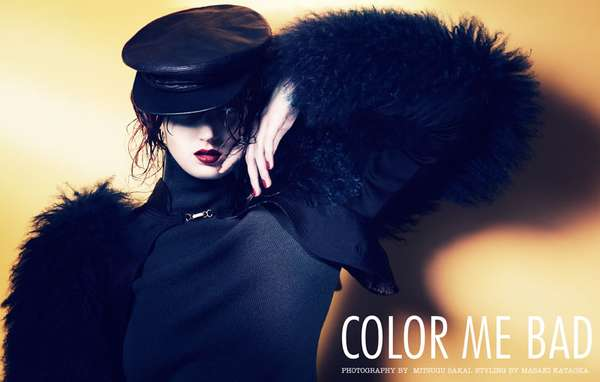 Fashion Gone Rogue Color Me Bad