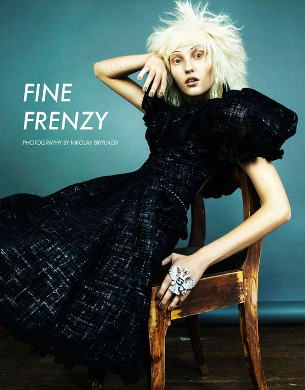 Fashion Gone Rogue 'Fine Frenzy'