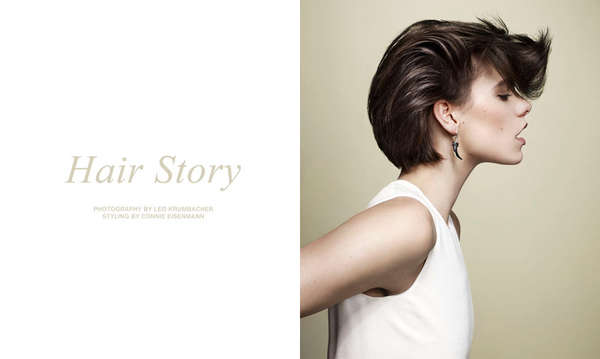 Fashion Gone Rogue 'Hair Story'