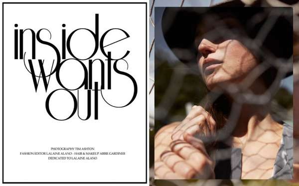 Fashion Gone Rogue 'Inside Wants Out'