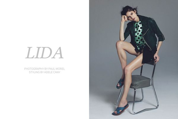 Fashion Gone Rogue 'Lida'