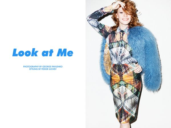 Fashion Gone Rogue 'Look At Me'