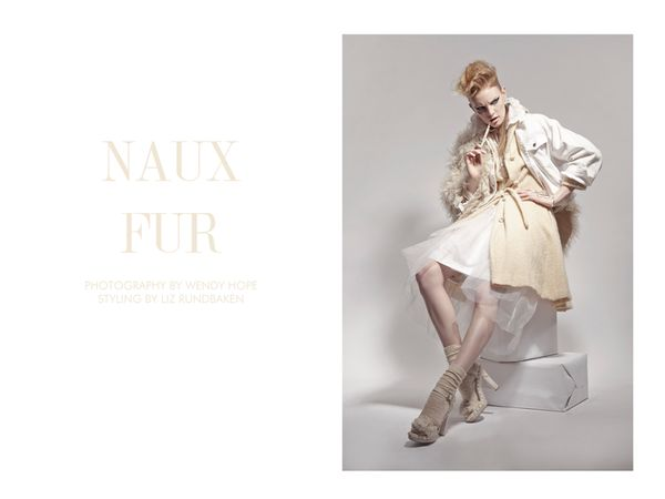 Fashion Gone Rogue 'Naux Fur'