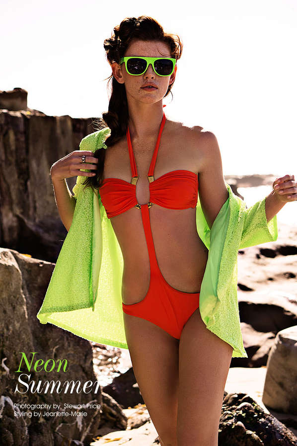 Fashion Gone Rogue 'Neon Summer'