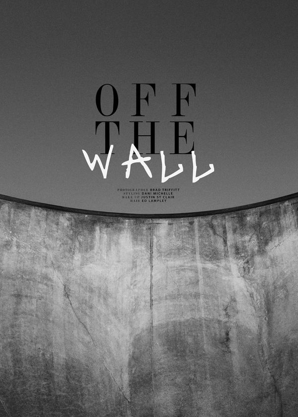 Fashion Gone Rogue 'Off the Wall'