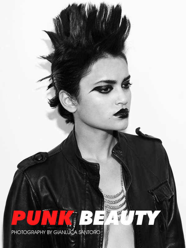 Rebellious Faux-Hawk Editorials