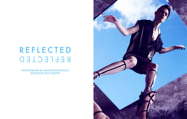 Fashion Gone Rogue 'Reflected'