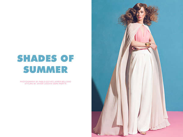 Fashion Gone Rogue 'Shades of Summer'