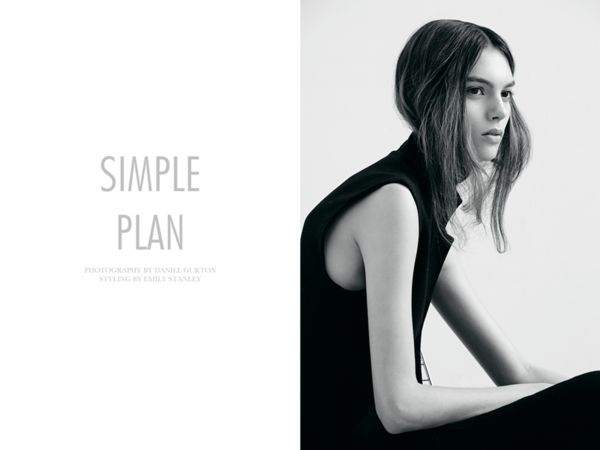 Fashion Gone Rogue 'Simple Plan'