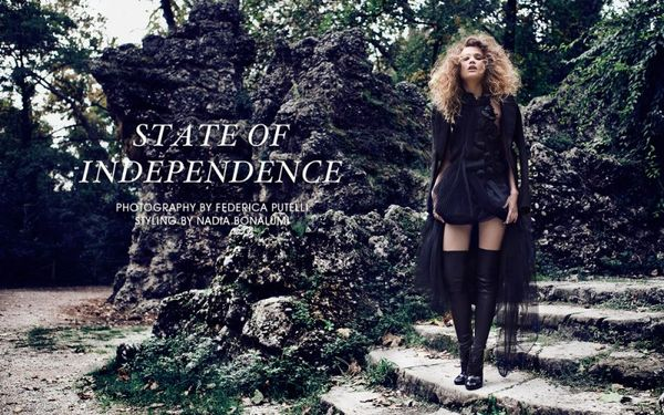 Fashion Gone Rogue 'State of Independence'