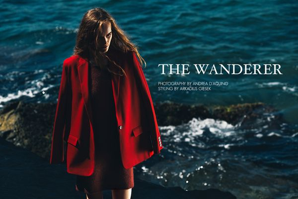 Fashion Gone Rogue 'The Wanderer'