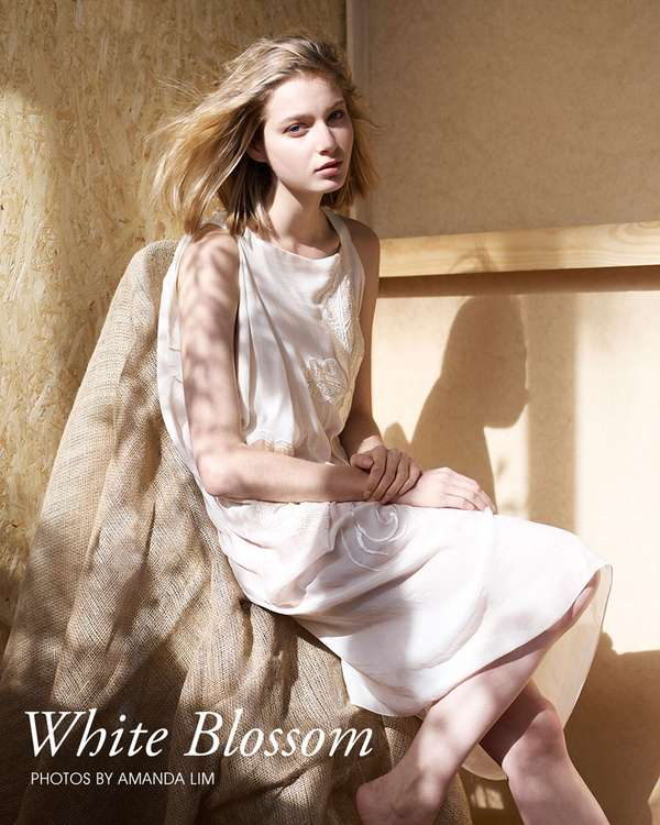 Fashion Gone Rogue 'White Blossom'